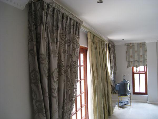 Curtains On Windows